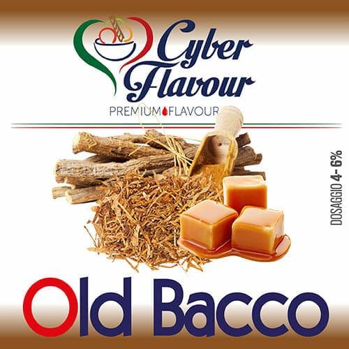 OLD BACCO aroma da 10ml. Cyber Flavour