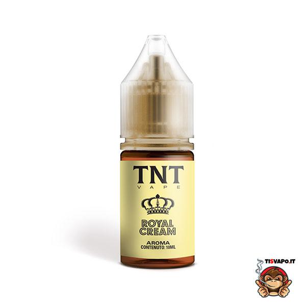 Aroma Royal Cream TNT VAPE da 10ml