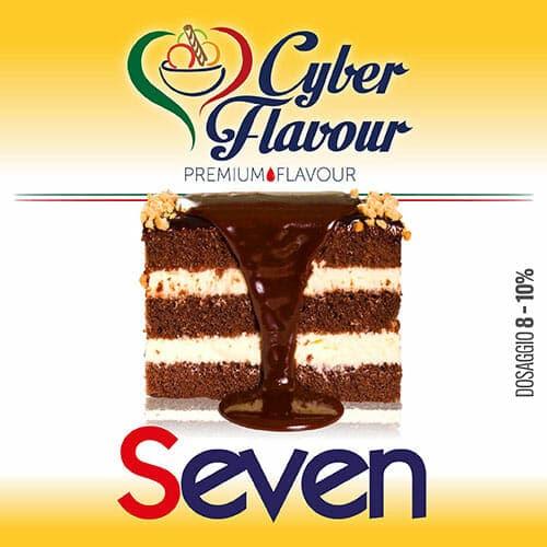 SEVEN aroma da 10ml. Cyber Flavour