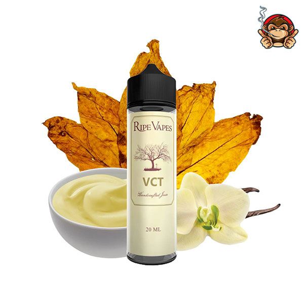 VCT - Aroma Concentrato 20ml - Ripe Vapes