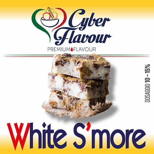WHITE S'MORE aroma da 10ml. Cyber Flavour