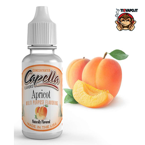 Aroma Capella Apricot da 13ml