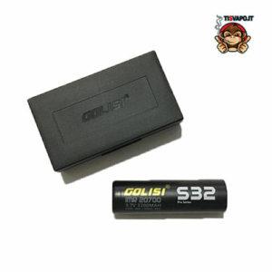 S32 IMR 20700 30Ampere 3200mAh - Golisi