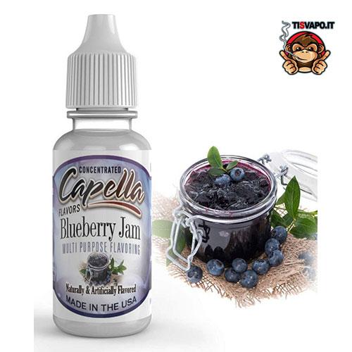 Aroma Capella Blueberry Jam da 13ml