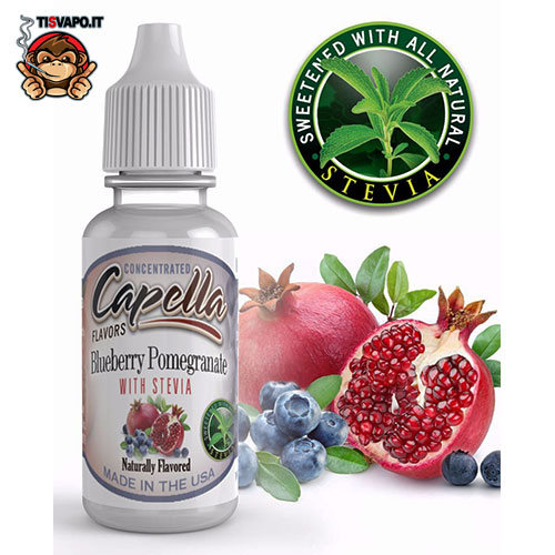 Aroma Capella Blueberry Pomegranate da 13ml