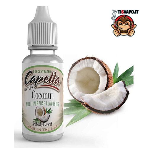 Aroma Capella Coconut da 13ml