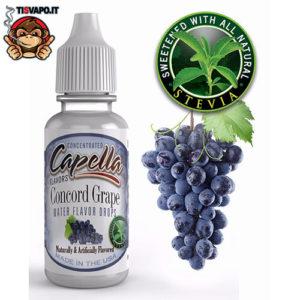 Aroma Capella Concord Grape da 13ml