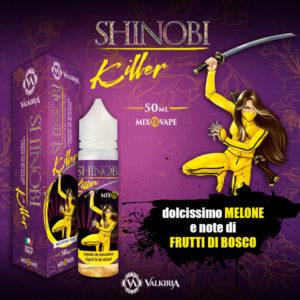 Shinobi Killer - Mix Series 50ml - Valkiria