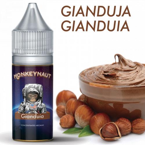MonkeyNaut GIANDUIA Aroma Concentrato 10 ml