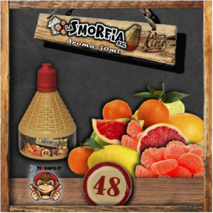 La Smorfia n.48 - Aroma Concentrato 30ml - King Liquid
