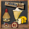 La Smorfia n.61 - Aroma Concentrato 30ml - King Liquid