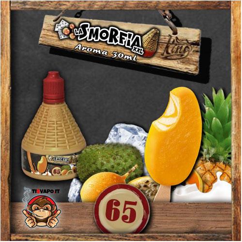 La Smorfia n.65 - Aroma Concentrato 30ml - King Liquid
