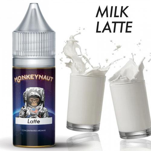 MonkeyNaut LATTE Aroma Concentrato 10 ml