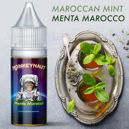 MonkeyNaut MENTA MAROCCO Aroma Concentrato 10 ml