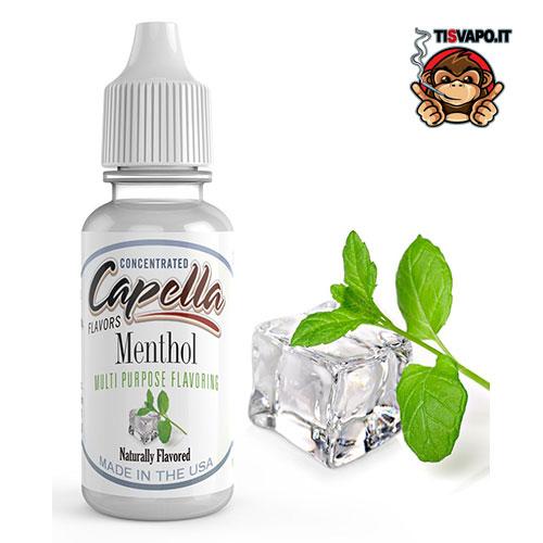 Aroma Capella Menthol da 13ml