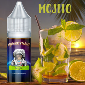 MonkeyNaut MOJITO Aroma Concentrato 10 ml