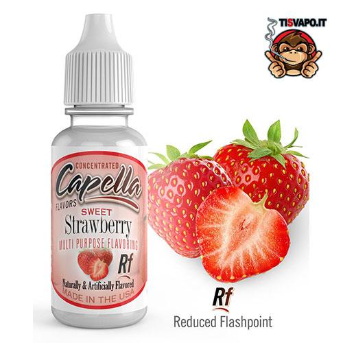 Aroma Capella Strawberry da 13ml