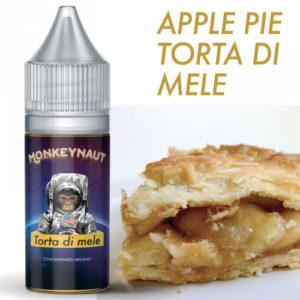 MonkeyNaut TORTA DI MELE Aroma Concentrato 10 ml