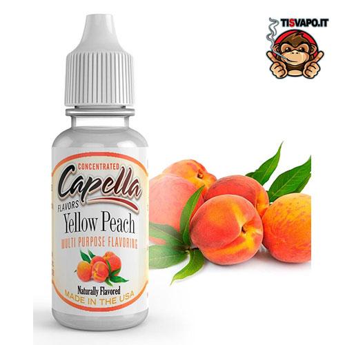 Aroma Capella Yellow Peach da 13ml