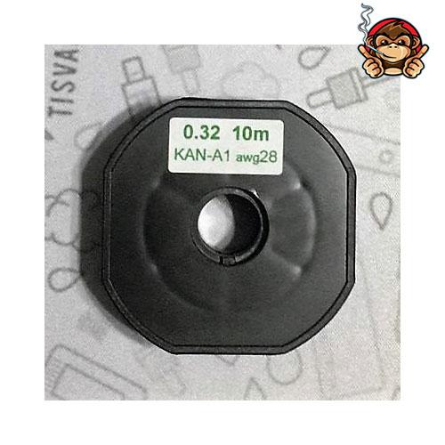 Filo Resistivo ZIVIPF Kanthal A1 28ga 0.32mm