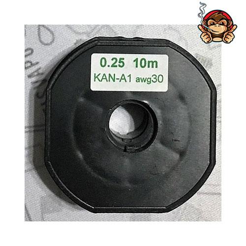 Filo Resistivo ZIVIPF Kanthal A1 30ga 0.25mm