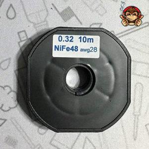 Filo Resistivo ZIVIPF NiFe48 28ga 0.32mm