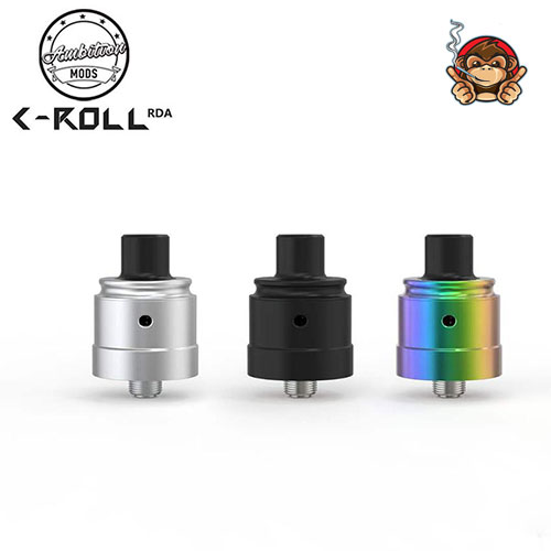 C-Roll RDA by Ambition Mods