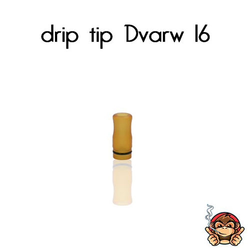 Drip Tip per Dvarw 16