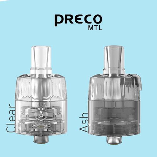 PRECO MTL – Tank Monouso 2ml 0,90ohm