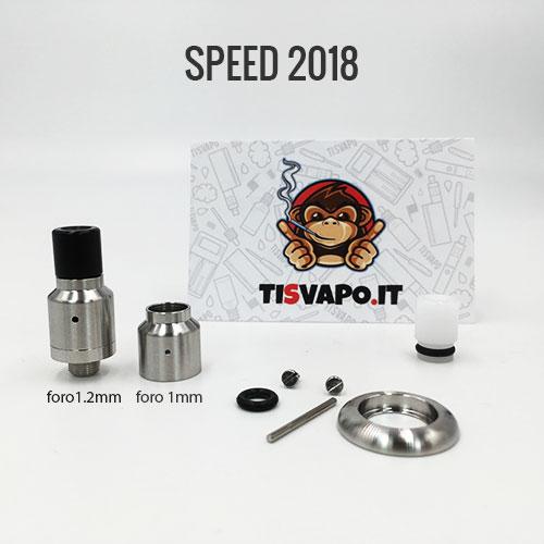 Speed 14mm versione 2018 clone YFTK