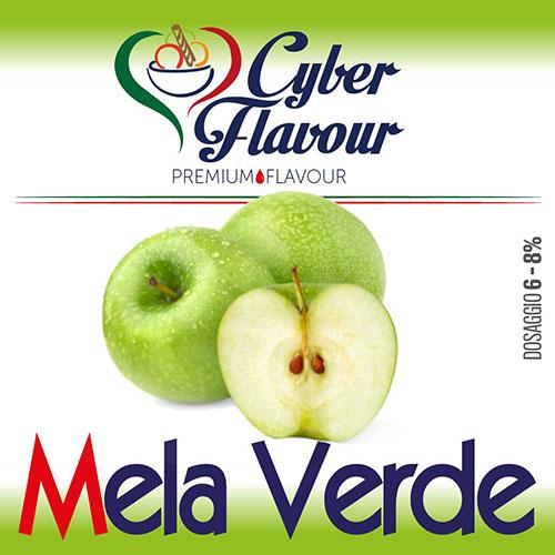 MELA VERDE aroma da 10ml. Cyber Flavour