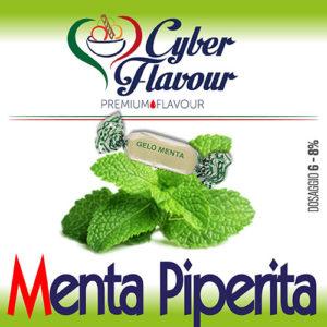 MENTA PIPERITA aroma da 10ml. Cyber Flavour