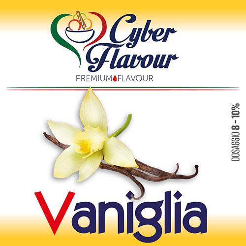 VANIGLIA aroma da 10ml. Cyber Flavour