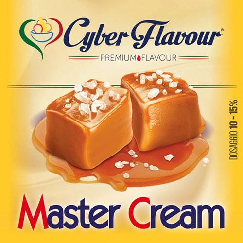 MASTER CREAM aroma da 10ml. Cyber Flavour
