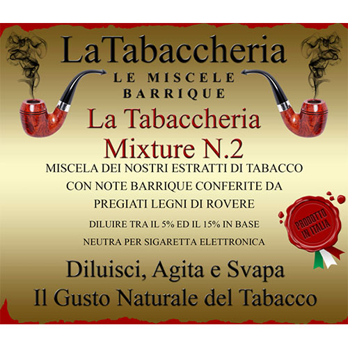 MIXTURE N.2 Aroma La Tabaccheria 10ml