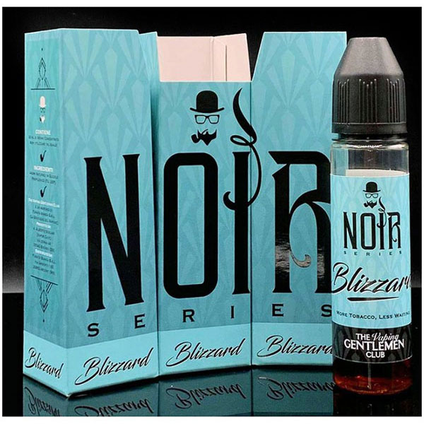 Blizzard Noir - Aroma Concentrato 20ml  - The Vaping Gentlemen Club