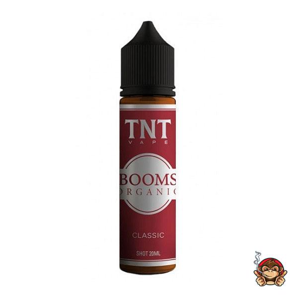 Booms Organic Classic - Aroma Concentrato 20ml - Tnt Vape