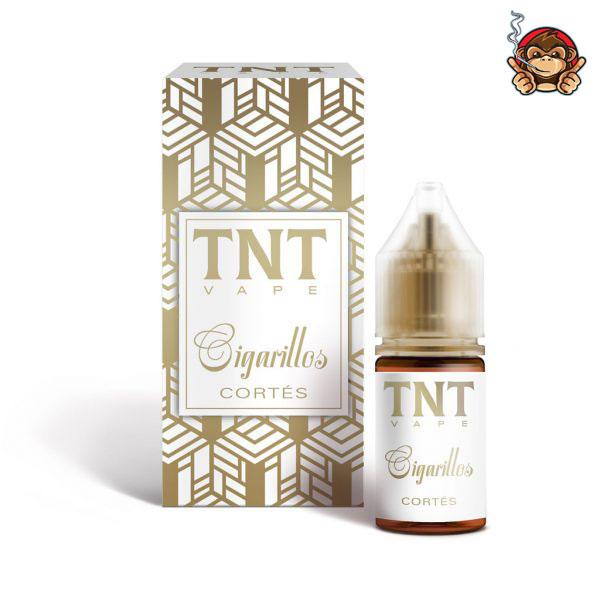 Cortes Cigarillos - aroma TNT Vape da 10ml