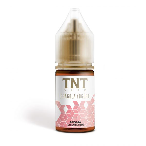 Fragola - Linea Colors aroma da 10ml. - TNT Vape