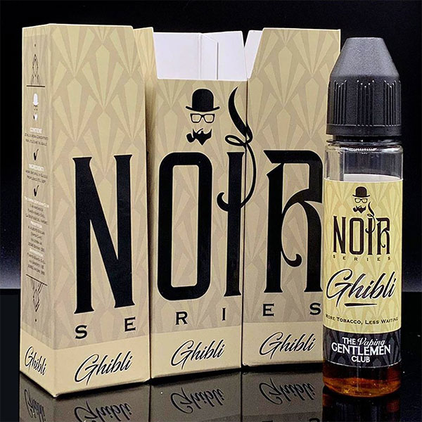 Ghibli Noir - Aroma Concentrato 20ml  - The Vaping Gentlemen Club