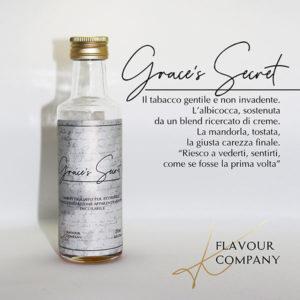 GRACE'S SECRET - aroma 25ml - K Flavour Company