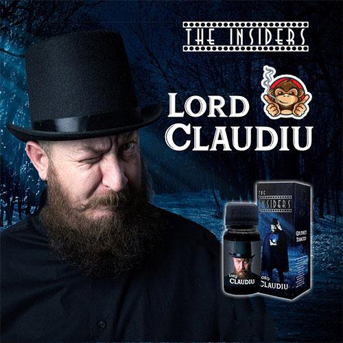 LORD CLAUDIU - aroma da 11ml. - The Vaping Gentlemen Club