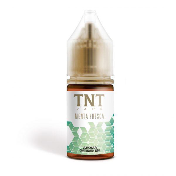 Menta Fresca - Linea Colors aroma da 10ml. - TNT Vape