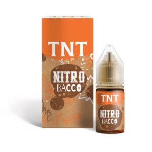 Nitro Bacco aroma TNT VAPE da 10ml