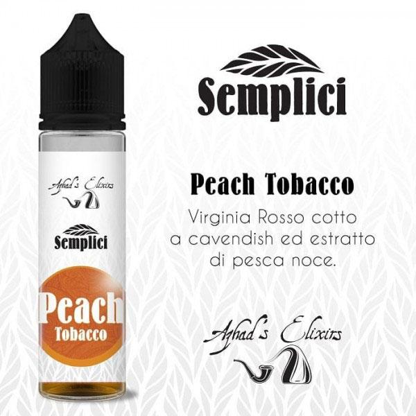 Peach Tobacco - Aroma concentrato 20ml. - Azhad Elixirs
