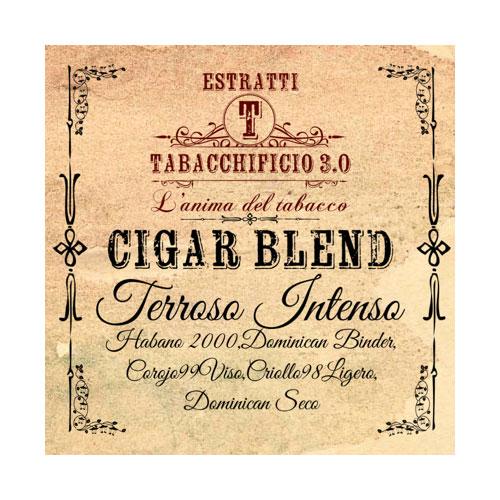 Terroso Intenso linea Cigar Blend - Tabacchificio 3.0