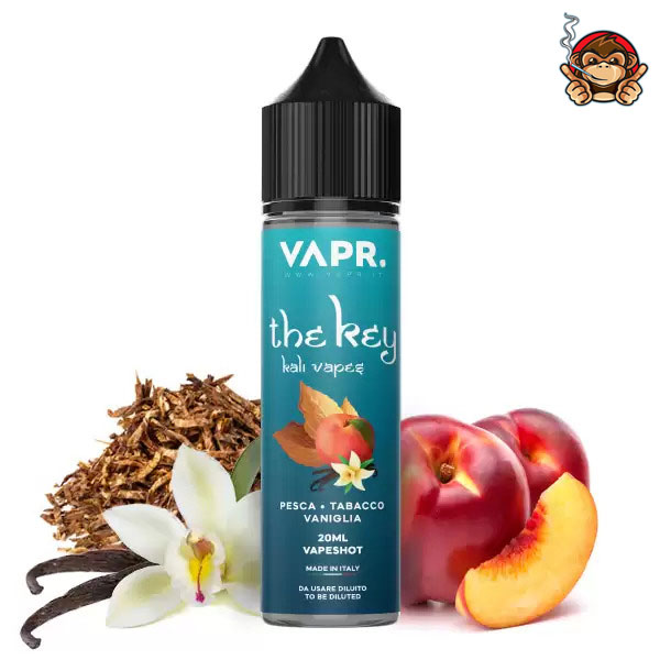The Key - Aroma Concentrato 20ml - Kali Vapes