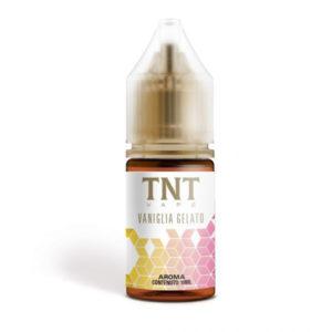 Vaniglia Gelato - Linea Colors aroma da 10ml. - TNT Vape