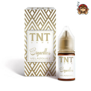 Velasquez Cigarillos - aroma TNT Vape da 10ml