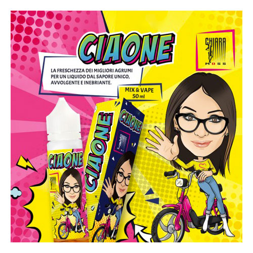 Ciaone by Chiara Moss - Mix Series 50ml. - Vaporart